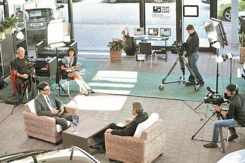 Ab Dienstag kann Fernsehpublikum in ganz Mitteleuropa den Vorarlberger Sender empfangen.