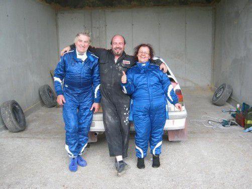 Ab sofort ist das Rallyeteam Adam mit dem Wolfurter Kurt Adam auch auf Facebook – www.facebook.com/rallyeteamadam – zu verfolgen.