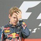 Vettel neben der Spur