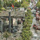 Katastrophe bei Brand in Istanbul verhindert