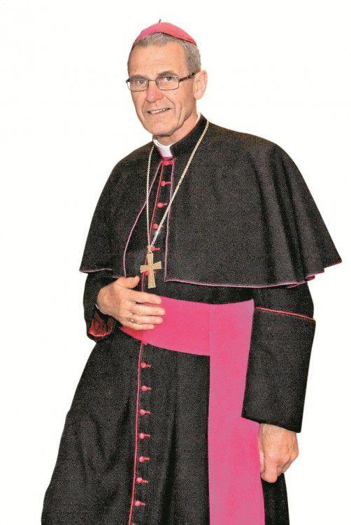 Altbischof Fischer hat Hittisau zum Alterssitz erkoren. Foto: VN/Steurer