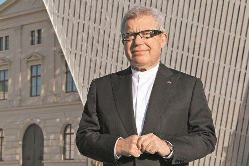 Architekt und Künstler Daniel Libeskind kommt nach Bregenz.
