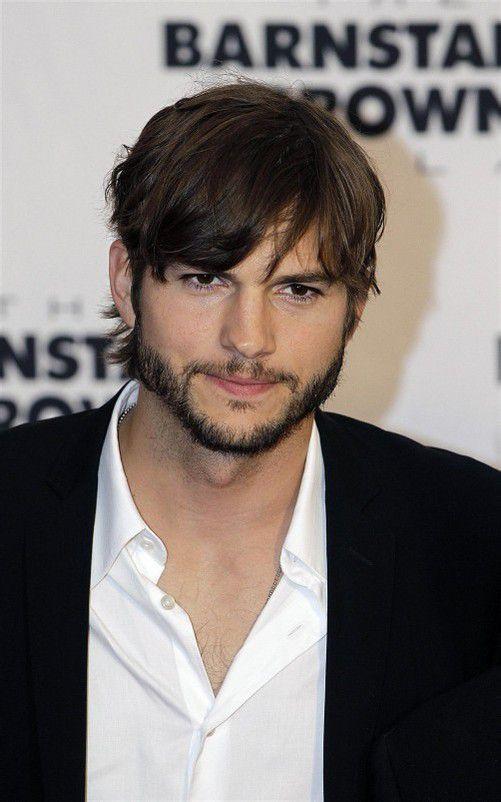 """Ashton Kutcher spielt in """"Two and a Half Men"""" mit. Foto: AP"""