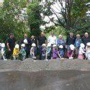 Spatenstich für neuen Kindergarten in Lochau