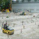 Baufortschritt bei neuem Collini-Werk