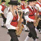 Batschunser Musikverein feierte Jubiläum