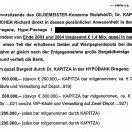 1,4 Millionen Euro in bar abgehoben