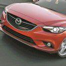 Mazda6 feiert in Moskau Premiere