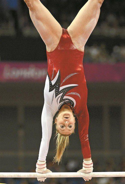 Barbara Gasser blieb in London unter den Leistungen bei der Olympia-Qualifikation. Foto: reuters