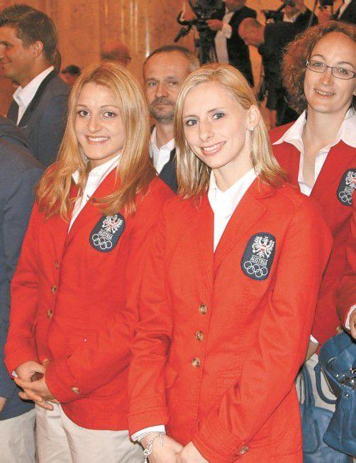 Barbara Gasser (l.) und Caroline Weber. Foto: ÖFT