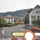 Walgaustraße: Erster Abschnitt bald fertig