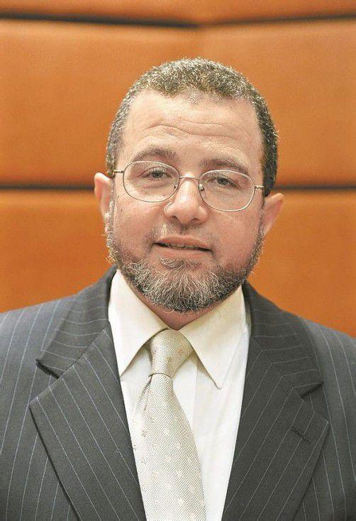 Bisher Bewässerungsminister: Hisham Kandil. Foto: DAPD