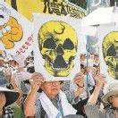Zehntausende Japaner demonstrieren gegen Atomkraft