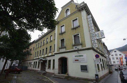 Das Gösserbräu steht seit September 2011 leer. Immer stärker zeichnet sich eine Lösung ab. Foto: vn/Stiplovsek