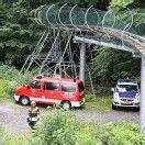 Unfall bei Alpine Coaster: Mädchen eingeklemmt