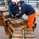 43 Tonnen Silber aus Schiffswrack geborgen