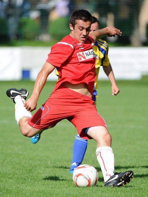 Deniz Erkan (zuletzt Rankweil) verstärkt die Offensive des FC Götzis. Foto: vn/lerch
