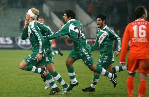 Der Ex-Rapidler Cem Tosun möchte für den FC Lustenau spielen. Diener