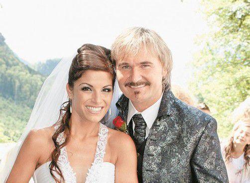 Der Schlagerstar hat seine Managerin geheiratet. Foto: Franc