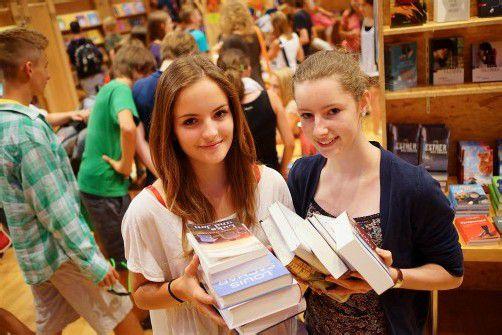 """Die """"Buch am Bach"""" wurde im Juni zum Riesenerfolg. Auch 2013 wird Vorarlbergs erste Buchmesse zum Schulschluss stattfinden."""