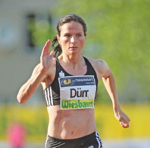 Die Bregenzerin Bianca Dürr (35), die aus beruflichen Gründen für Salzburg startet, holte drei Medaillen. Foto: diener
