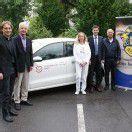Ein neues Dienstauto für den Pflegeverein Bludenz
