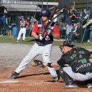Jeweils Remis der Vorarlberger Baseballteams