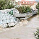 Hochwasserlage in der Steiermark ist stabil