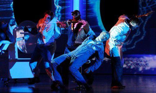 """Die Oper """"Solaris"""" von Detlev Glanert ist das zweite Auftragswerk der Bregenzer Festspiele und kommt heute zur Uraufführung im Bregenzer Festspielhaus. foto: bregenzer festspiele/Karl Forster"""