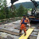 Bärentobelbrücke wird umfangreich saniert