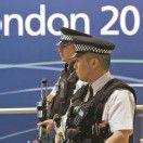 Erste Sportler sind in London eingetroffen