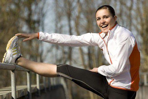 Die richtige Bekleidung von Kopf bis Fuß macht das Laufen eindeutig weniger anstrengend. Foto: vn/hartinger