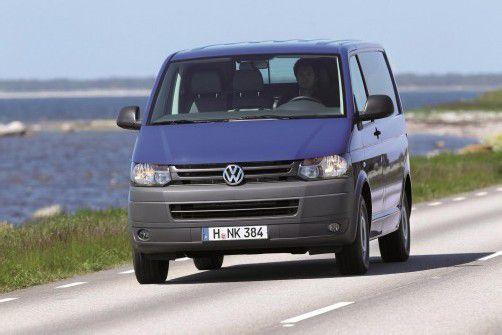 Effizientere Aggregate für die  T-Baureihe von VW. Foto: werk