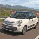 Der kleine Fiat hat kräftig zugelegt