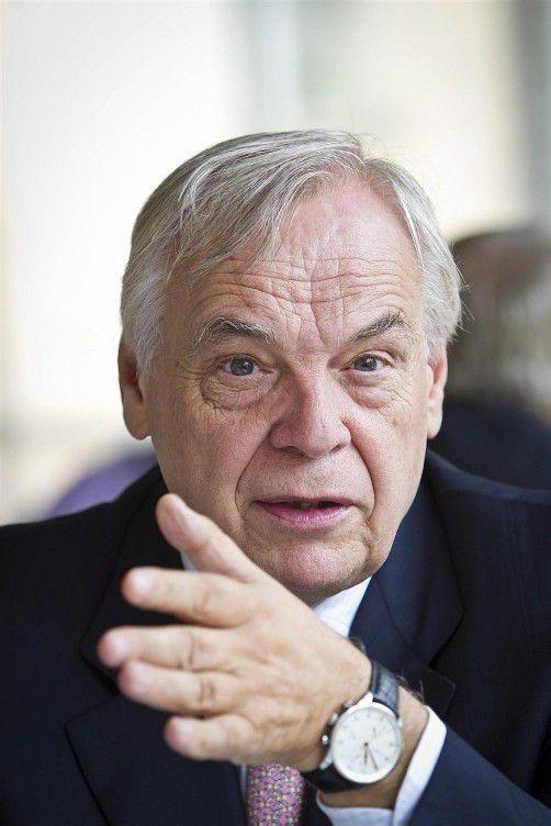 Findet offene Worte: Neuer Salzburger Intendant Pereira.
