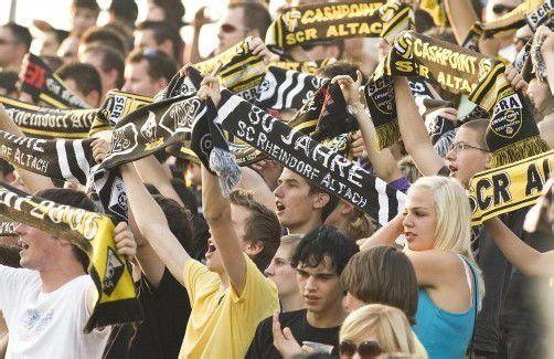 Fussball Fußball SCR Altach TSV Hartberg fans jubel