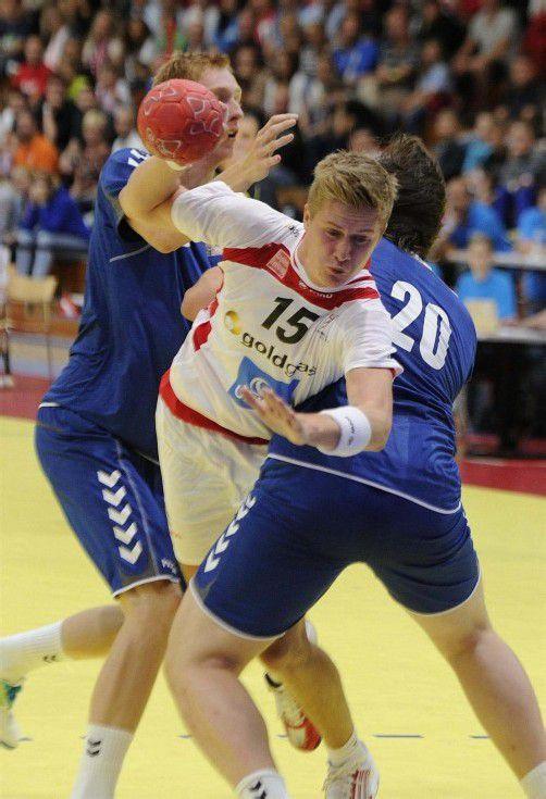 Gegen Tschechien gab es für Moritz Marouschek und Co. eine 23:32-Niederlage. Trotzdem geht es für Österreich bei der Heim-EM weiter. Stiplo