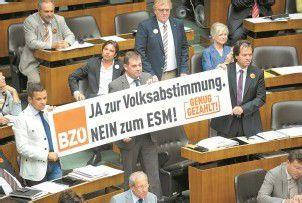 Euro-Paket beschlossen