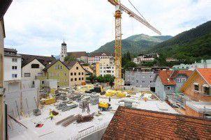 Bludenz: Kronenhaus-Bau wird teurer als geplant
