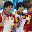 Drittes Gold für China, drittes Gold für Chen