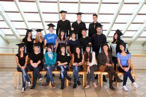 2011/2012: Das sind unsere Maturaklassen