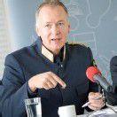 Nur einer will Polizeidirektor werden: Hans-Peter Ludescher