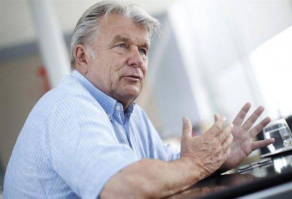 Haselsteiner will mit Strabag weiter wachsen. Foto: Reuters