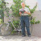 Ohne seinen Radhelm wäre der Mann tot