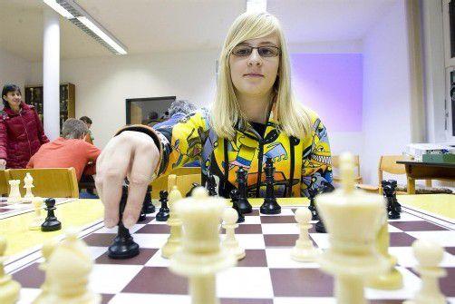 Holte sich mit einem starken Finish Rang drei bei den Staatsmeisterschaften in Zwettl: Annika Fröwis. Foto: uher
