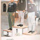 Beim vierten Anlauf kürte sich Hammerer 1960 zum Olympiasieger