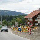 Ortsdurchfahrt von Krumbach wird erneuert