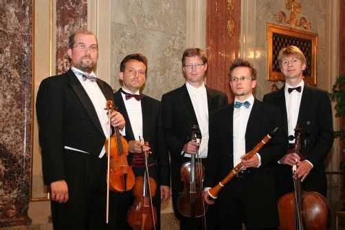 Im Rahmen der Schloss- und Palaiskonzerte in der Feldkircher Schattenburg gastiert heute das Ensemble Concilium Musicum Wien im Rittersaal. foto: musikfreunde feldkirch