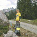 Alpen sollen sauber werden