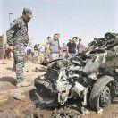 Anschlagserie im Irak fordert über 100 Tote